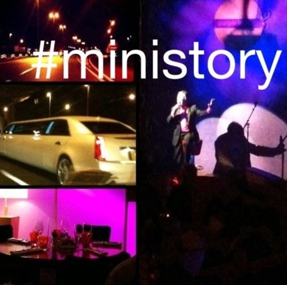 Ministory New Hashtag and Diptic App