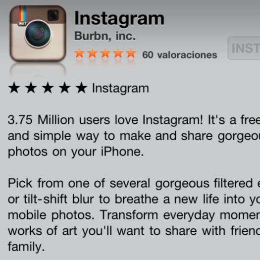 New features on Instagram app
