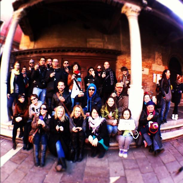 London Instagramers visit Venezia with InstameetExchange