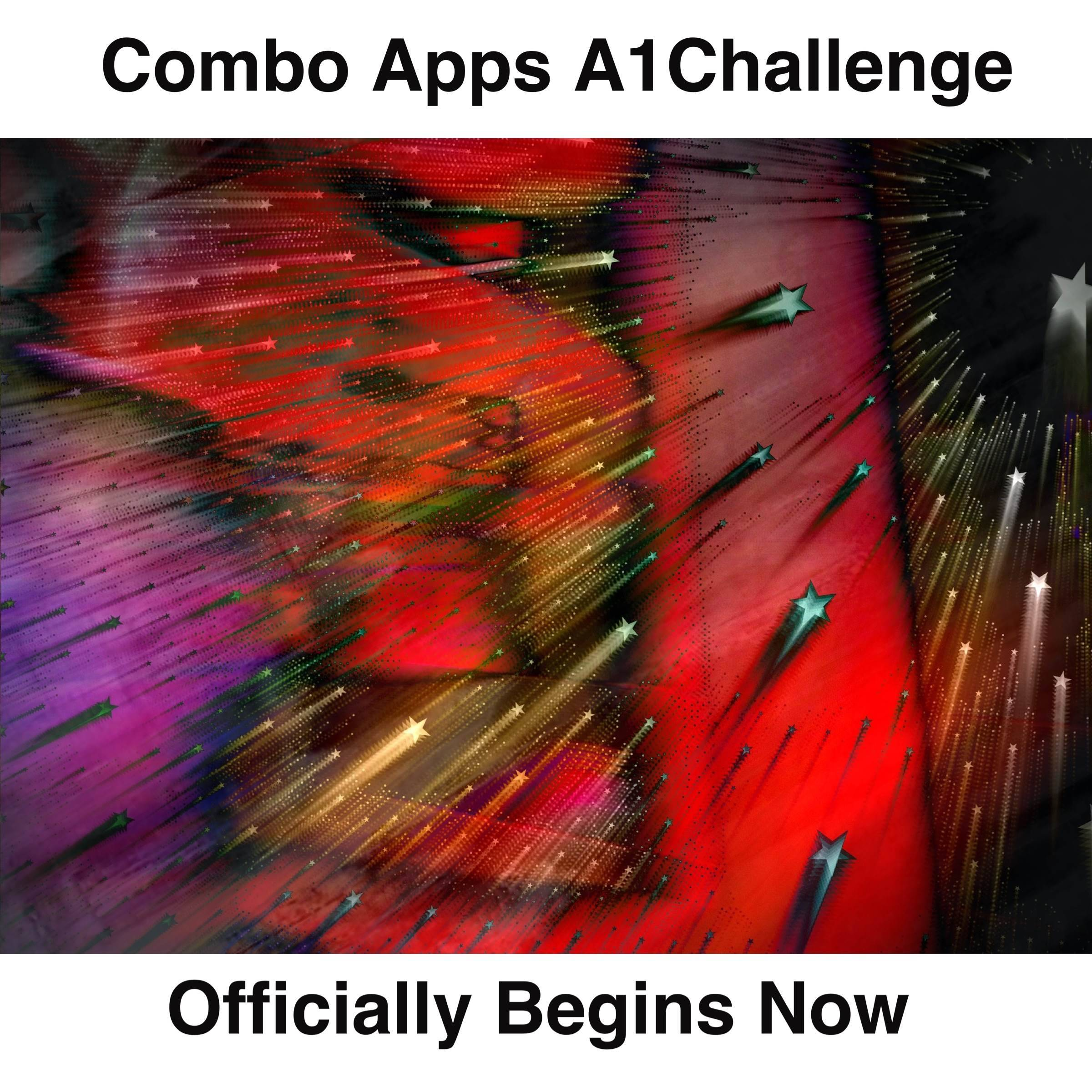 The Combo Apps A1 Challenge in Instagram