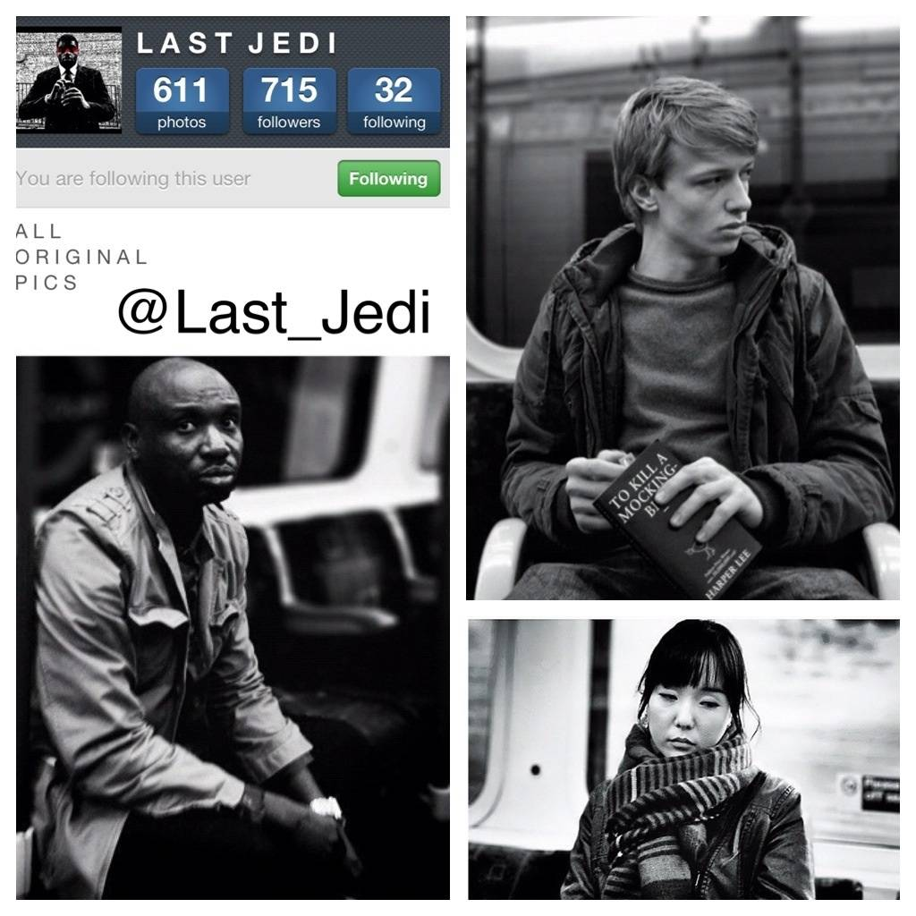 FlashOn Instagramers 1.17: @Last_Jedi