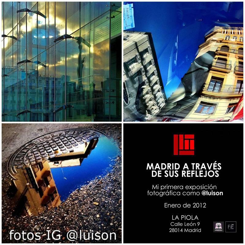 Madrid a través de sus reflejos en Instagram