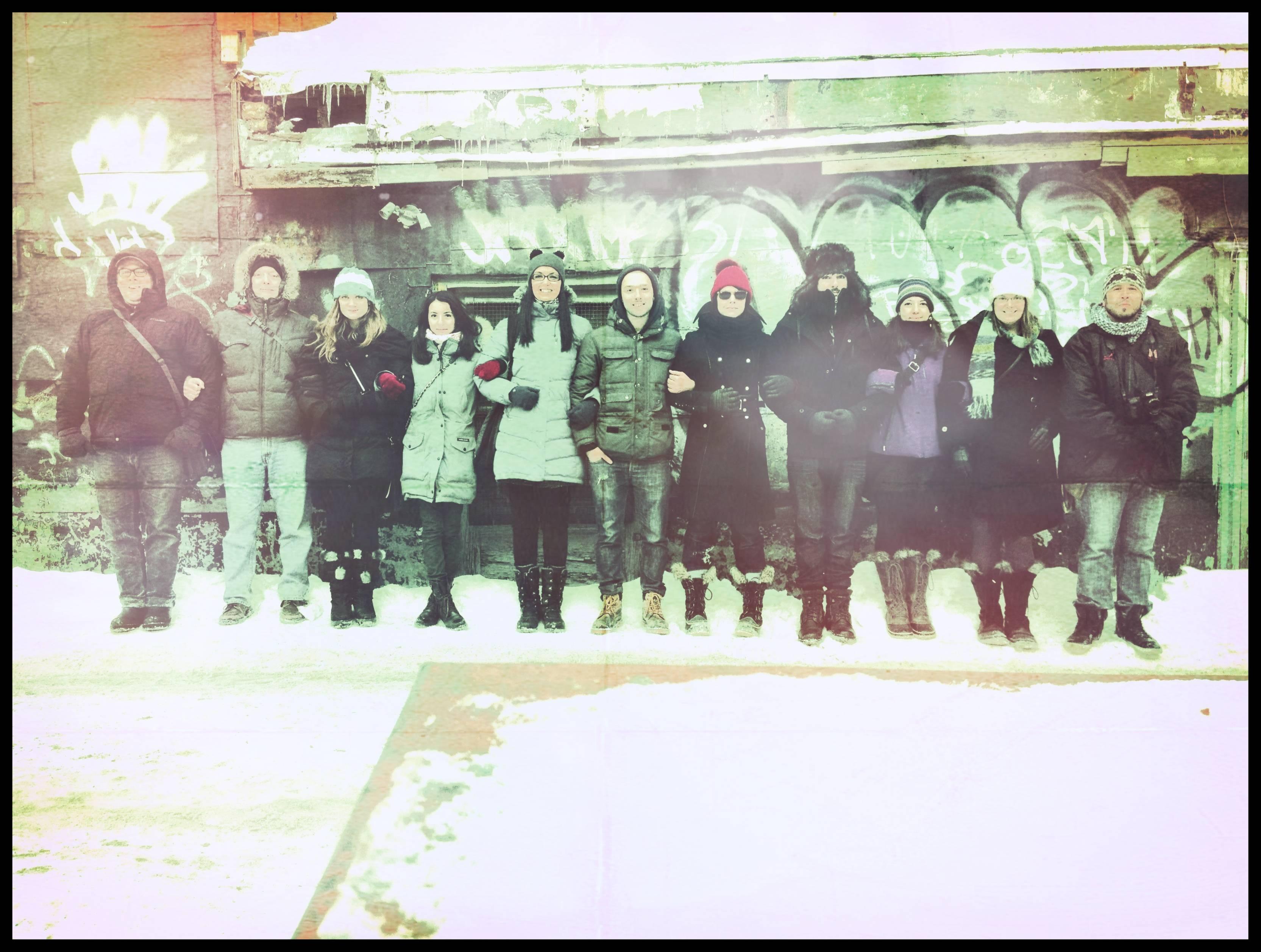 Instagramers Montreal photowalk recap