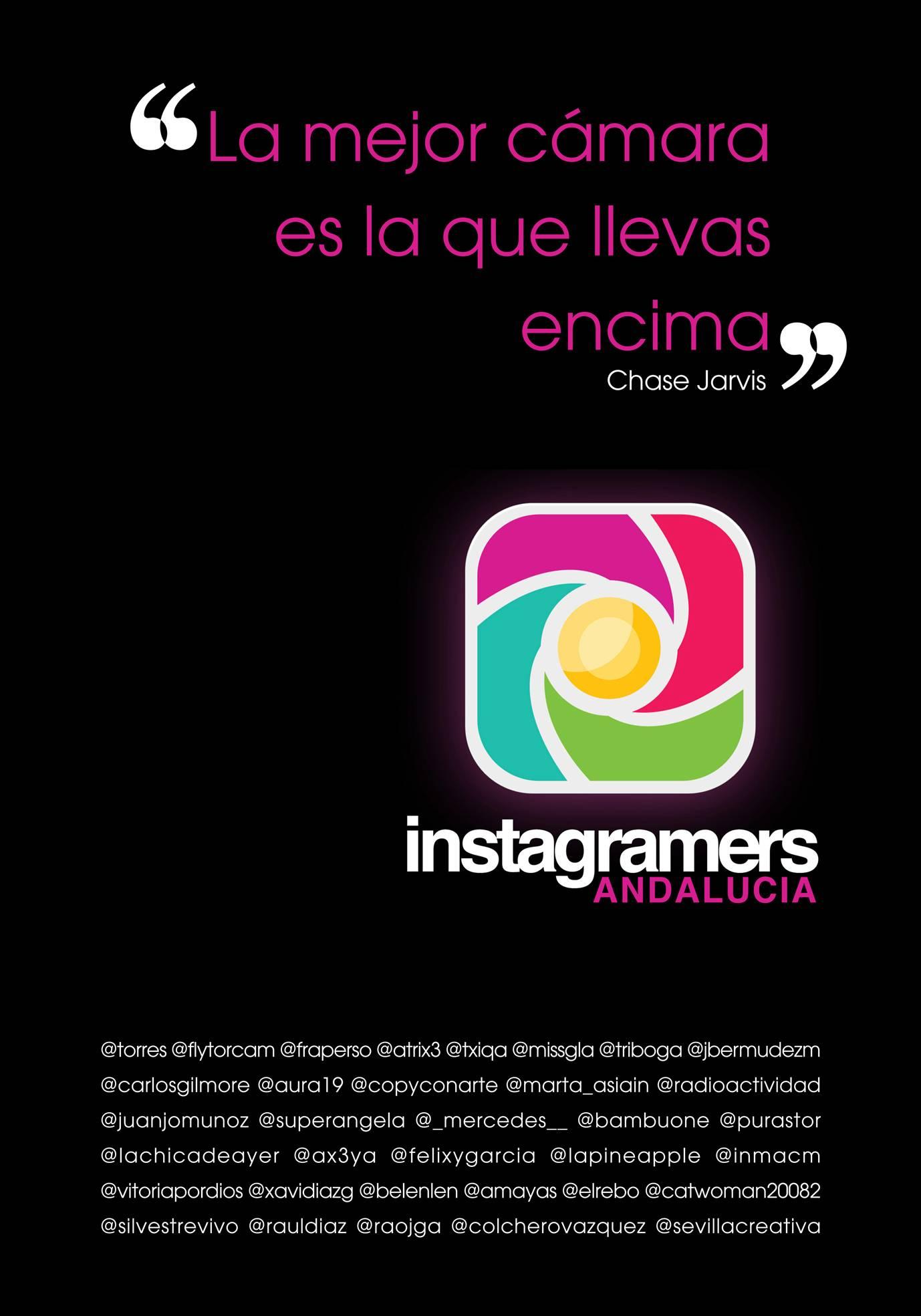 Primera Exposición Grupal Instagramers Andalucia