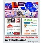 Primer #IgerShooting con @IgersTenerife