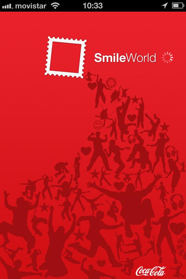 Marcos de Quinto, presidente de Coca Cola España en su propio Smileworld