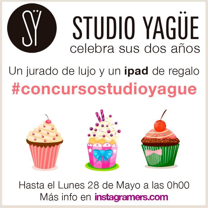 Finalistas y ganadores del concurso Studioyague en Instagram