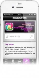 tag finder instagramers app instagram