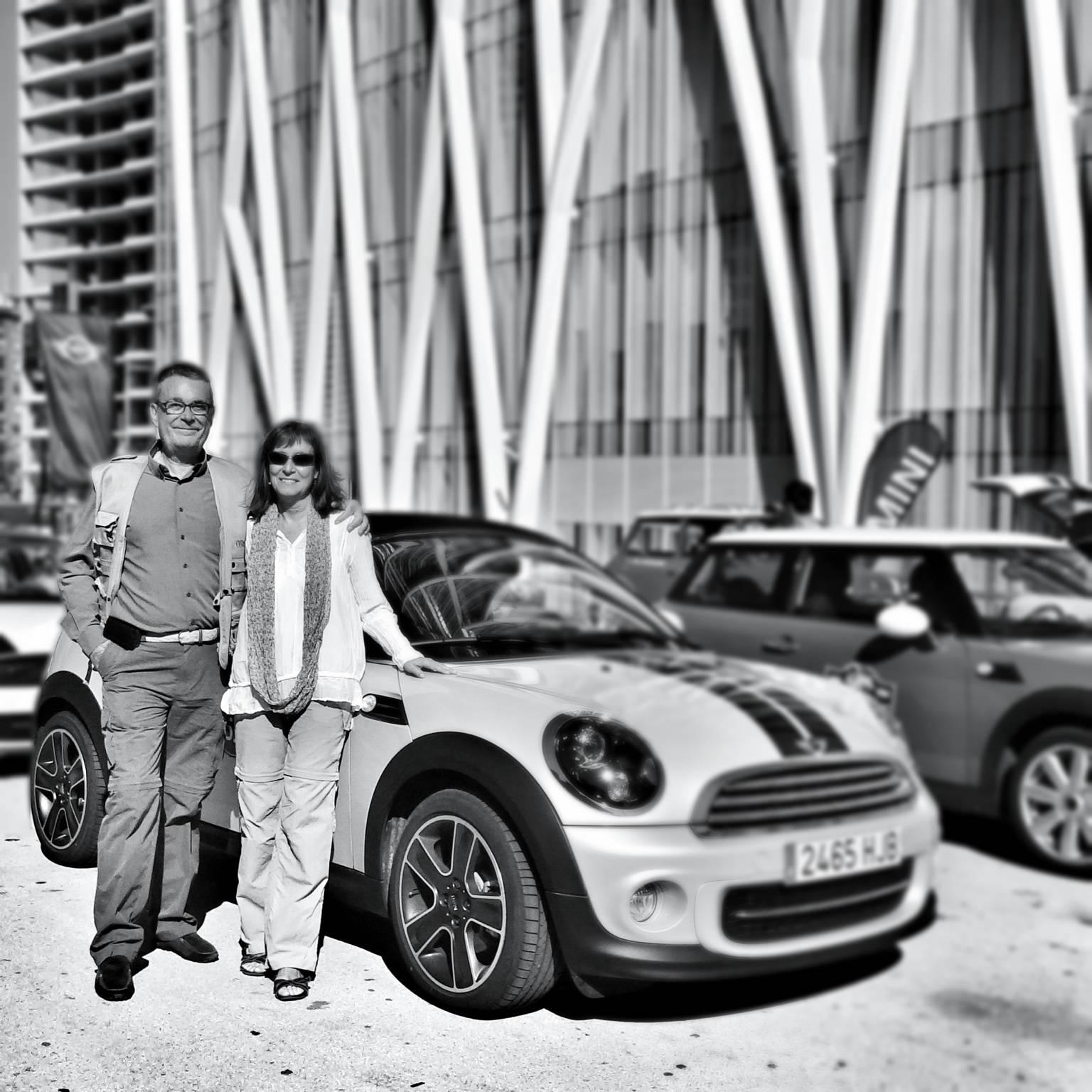 El viaje al MINI United 2012 de dos enamorados gracias a Instagram