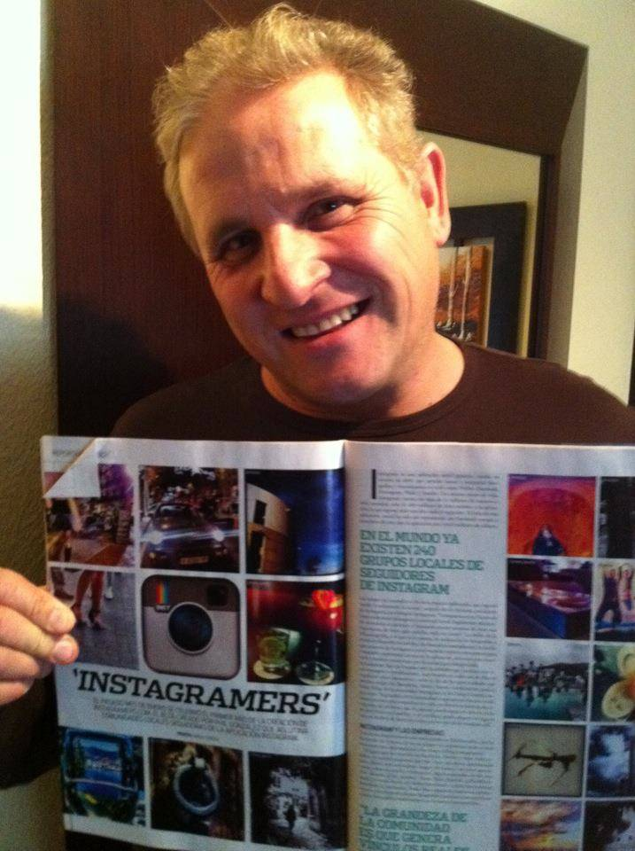 Instagramers In Man And PlayBoy Magazines In Spain