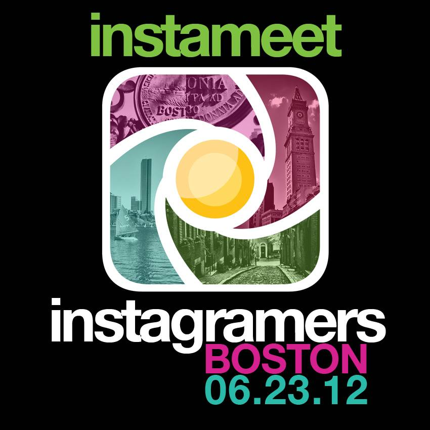 First Instagramers Boston Instameet Shout out