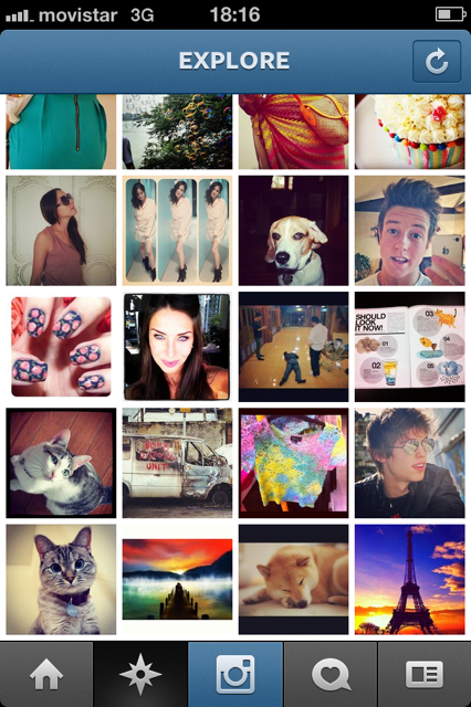 Instagram 2.5.0