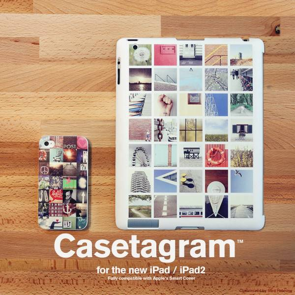 Casetagram is now available for the iPad!