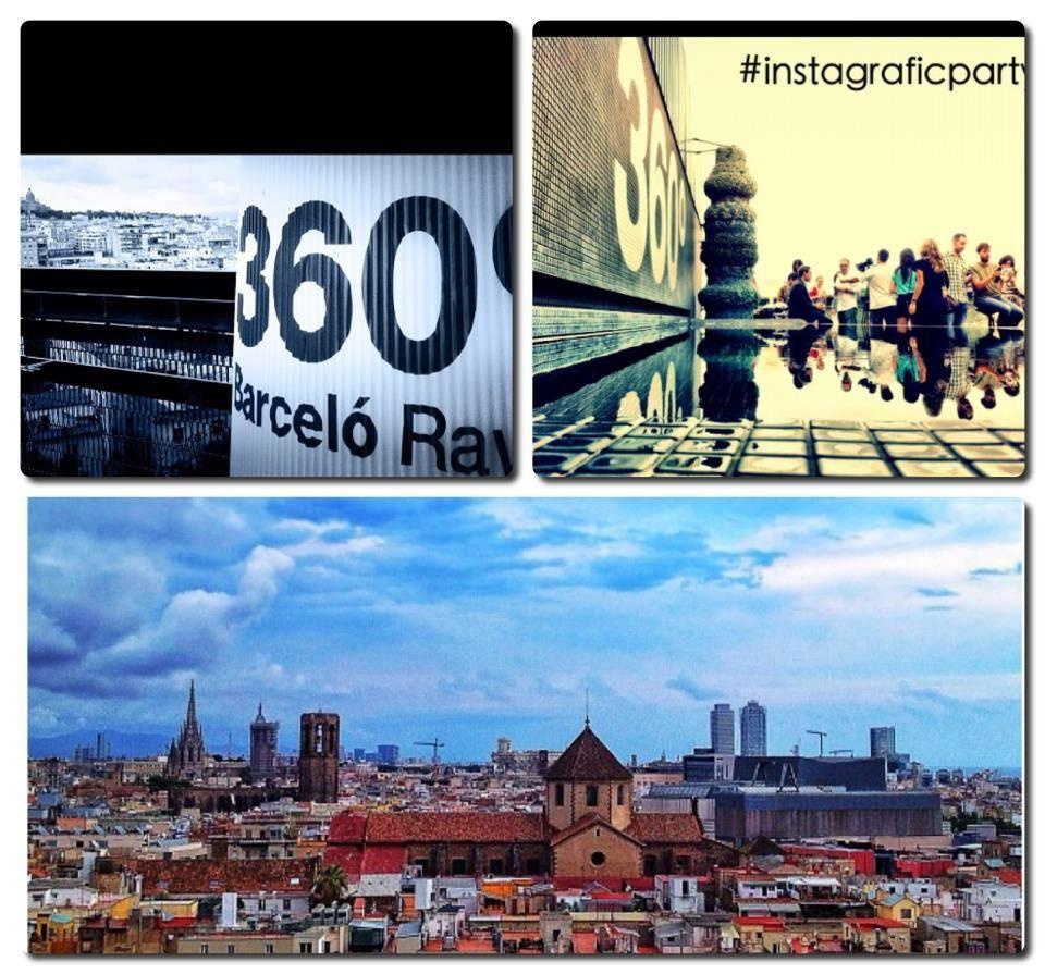 Que pasó en la Instagrafic Party con Instagramers Barcelona