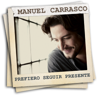El cantante Manuel Carrasco busca fotos para su próximo Lyric Video en Instagram