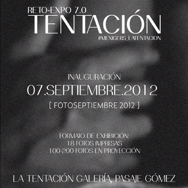 Instagram Contest and Exhibition  Mexigers_LaTentacion