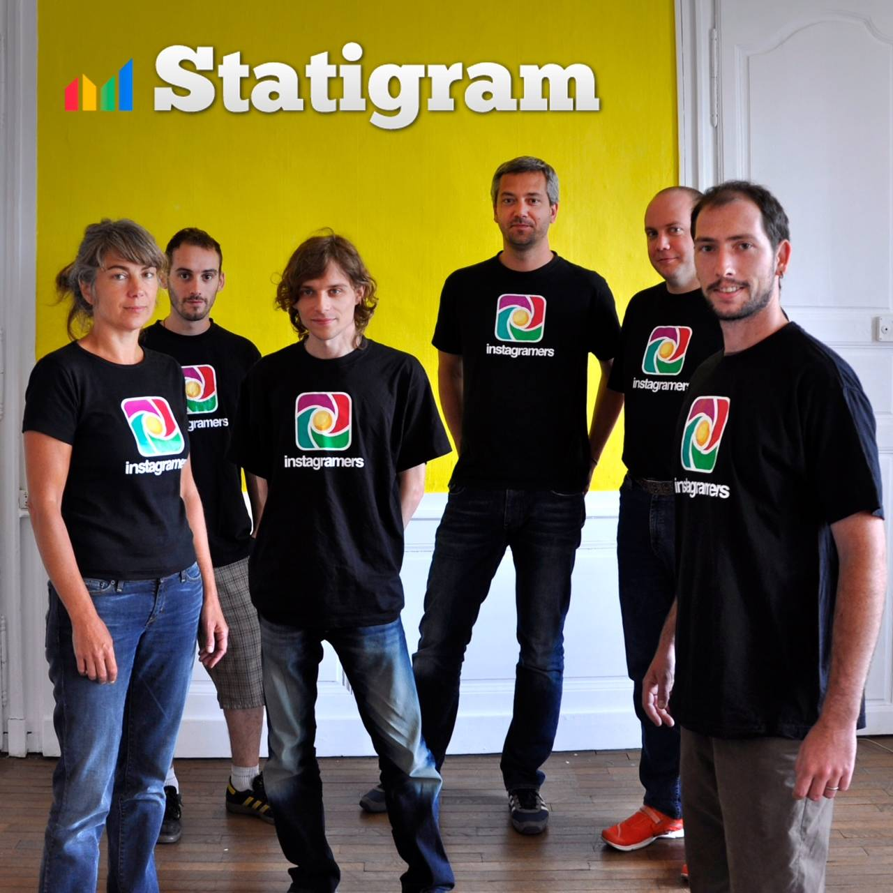 Statigram celebrates its First Million Users with a Contest in Instagram