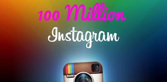 Instagram alcanza los 100 millones de usuarios según Zuckerberg