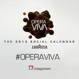 Participa en el Próximo Calendario Lavazza 2013 con tus fotos de Instagram