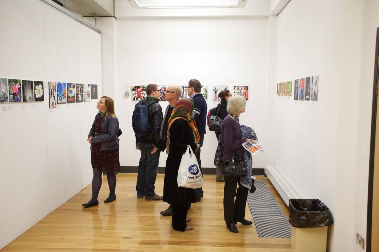 20 Instagramers at London college launch exhibition