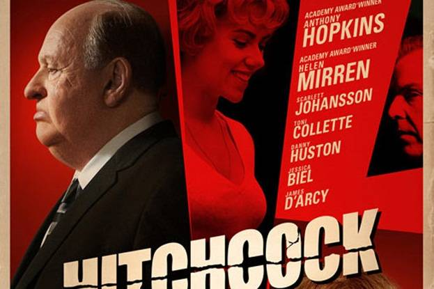 Hitchshots a Funny Promotion on Instagram to promote upcoming Hitchcock Movie
