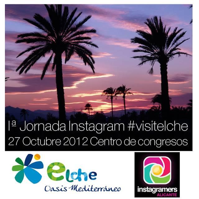 Primera Jornada de Instagram #VisitElche
