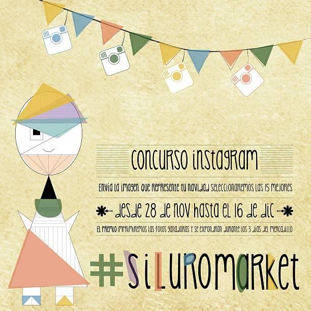 Llega el Concurso Navideño en Instagram de Siluro Market Madrid