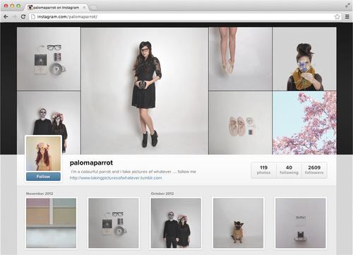 Perfiles Públicos de Web en Instagram, Debo Pasarme a un Perfil Privado?