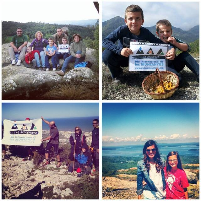Share your mountain on Instagram on the International Mountain Day
