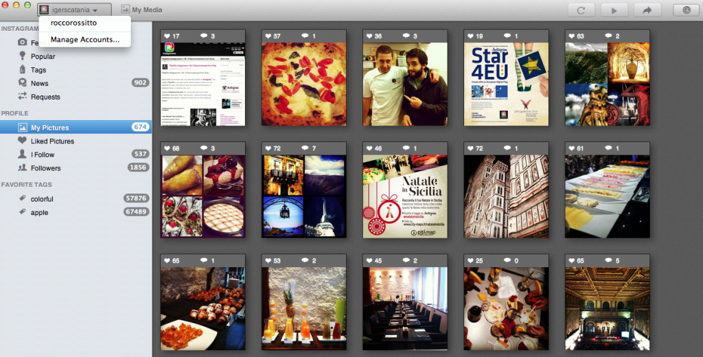 How to manage multiple accounts on Instagram thanks to InstaDesk