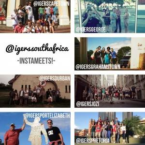 igers south africa instagramers meet ups