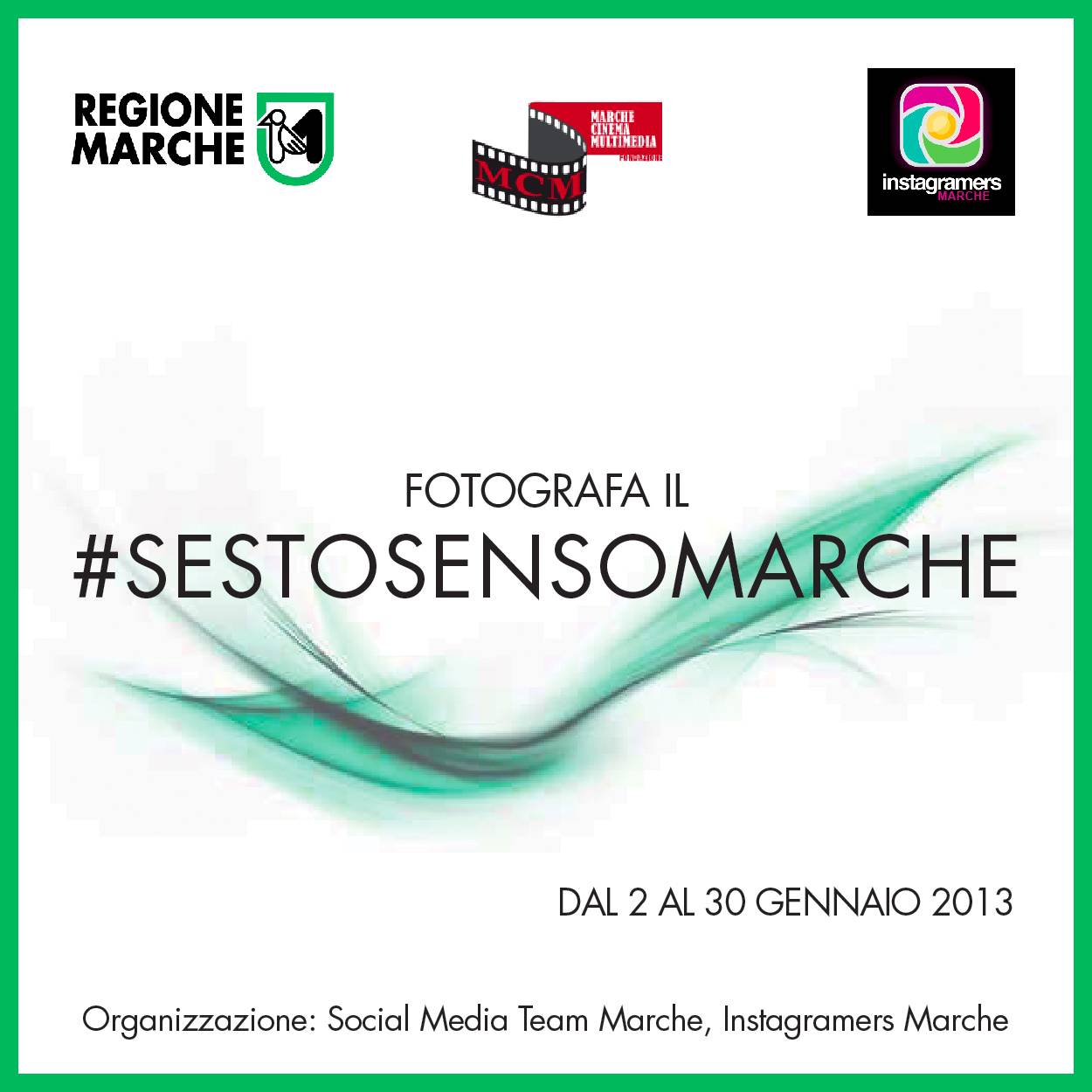 Instagram contest with igersMarche and MarcheTourism, organized by igersItalia!