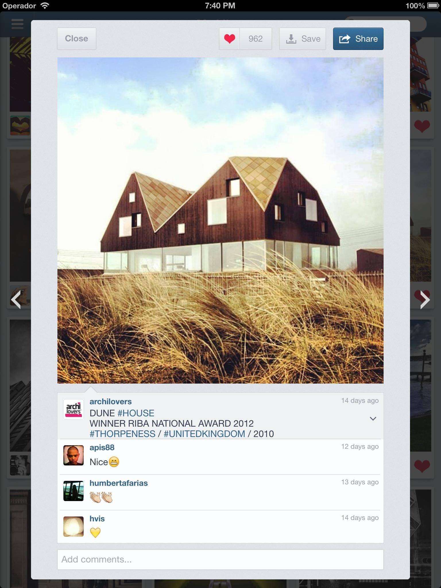 New Version of iPad App Padgram is already Top 3 of U.S. Photo Apps