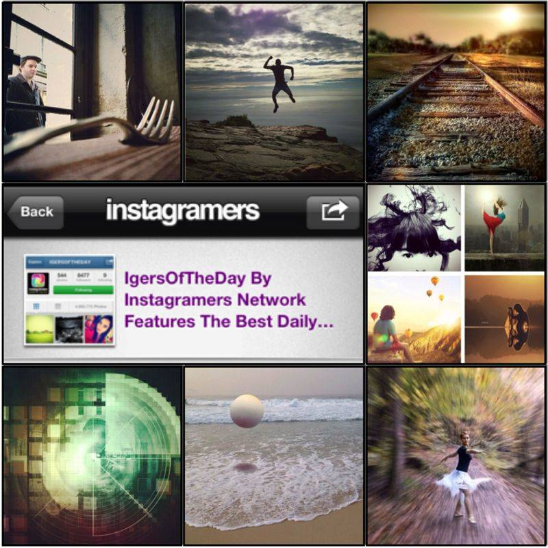IgersOfTheDay By Instagramers Network Features The Best Daily Pics on Instagram