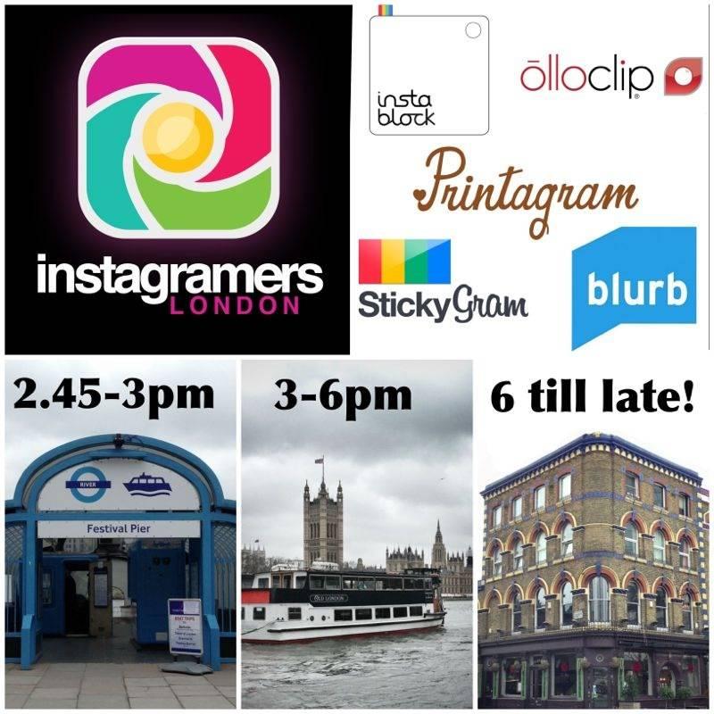 Happy Birthday Instagramers London!