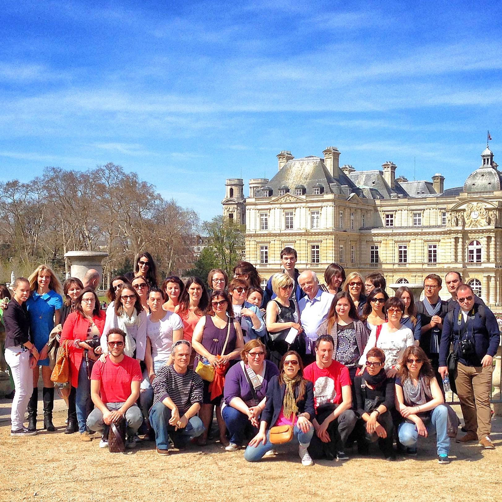 Great Instawalk Organized by Instagramers France in Paris