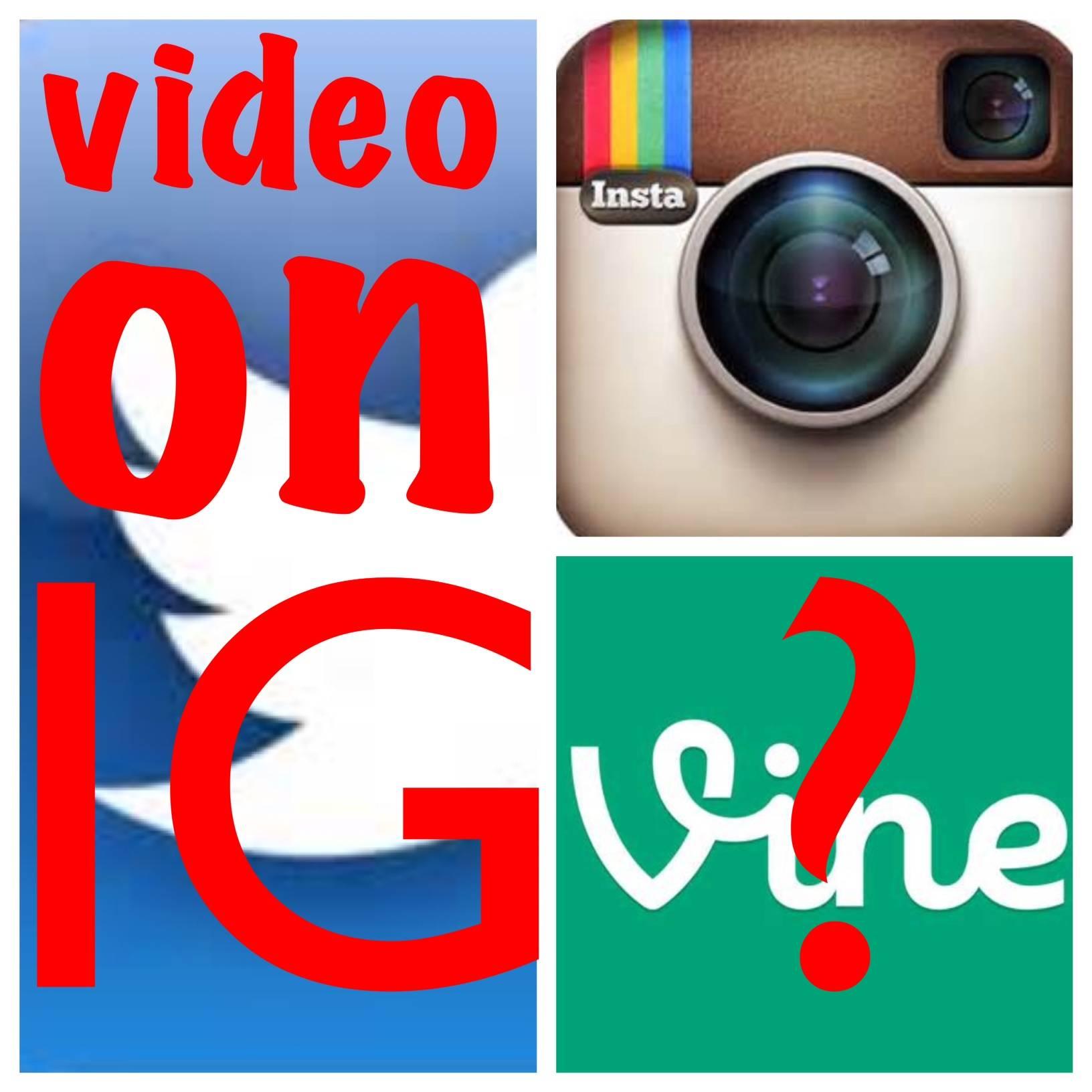 ¿Llegará finalmente el Video a Instagram?