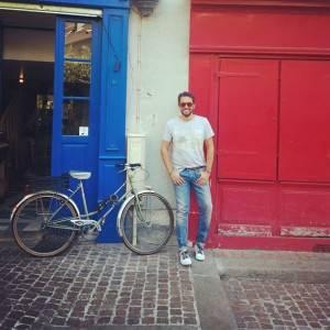 Bleu, blanc, rouge á Paris