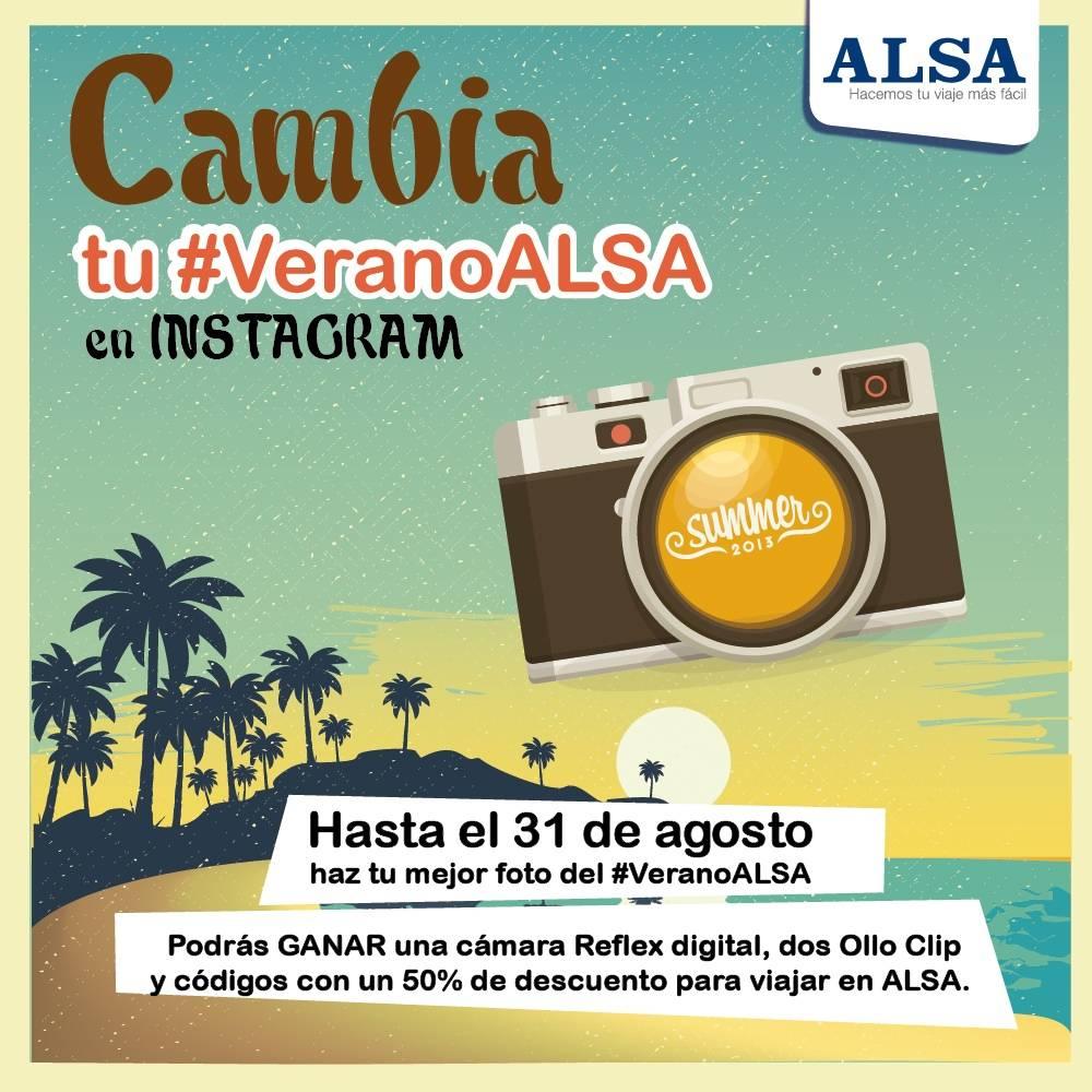 Nuevo concurso de verano de alsa en instagram participa y for Codigo nuevo instagram