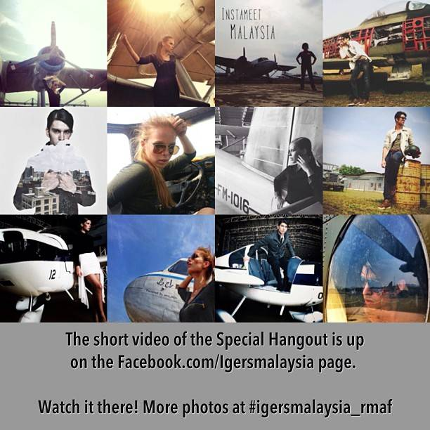 Operation Broken Wings : Special Hangout by Instagramers Malaysia (video)
