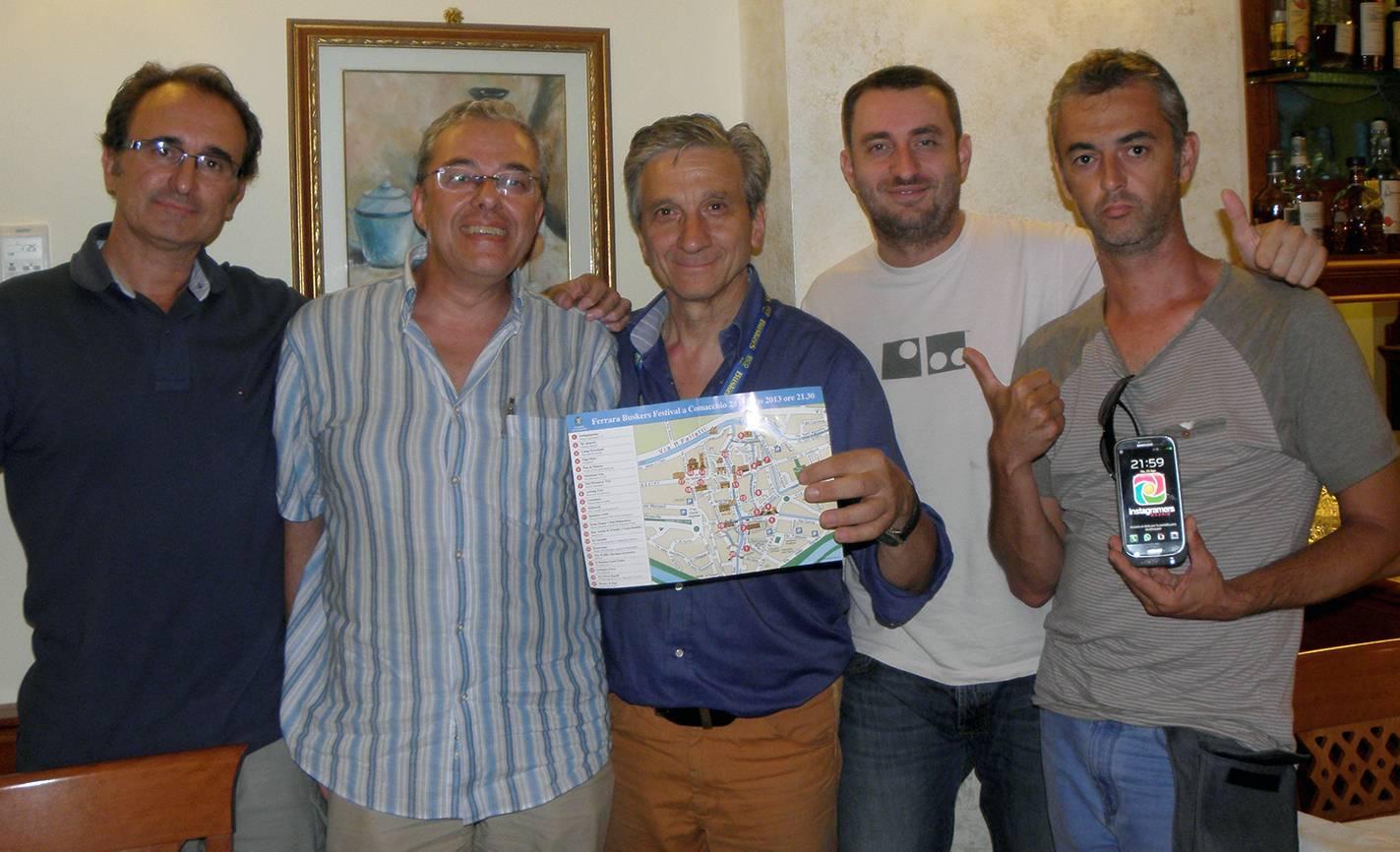 Instagramers Tour por la provincia de Ferrara.