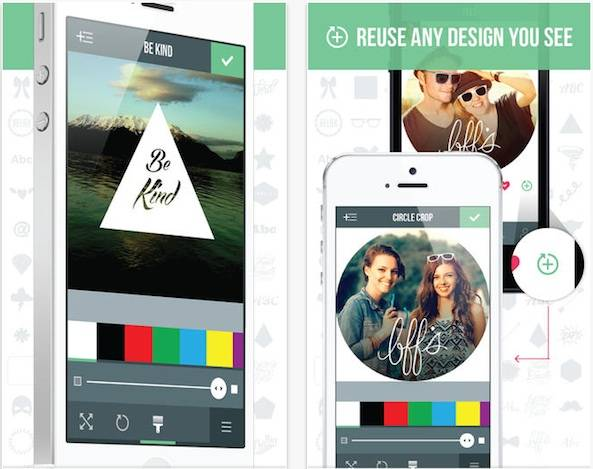 Studio Design App, el Instagram para gente creativa