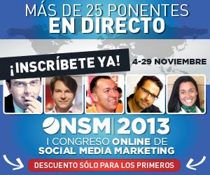 Instagramers formará parte de los ponentes del I Congreso Online de Social Media para los Negocios.