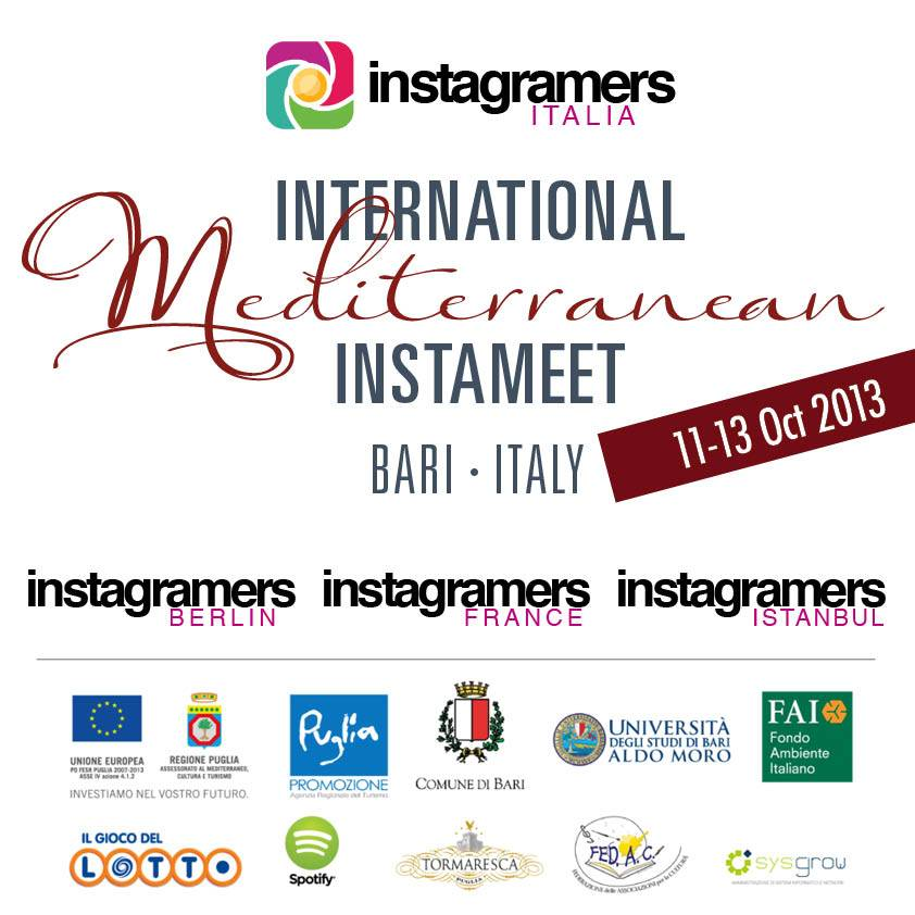 Instagramers Italia Third National Instameet Program
