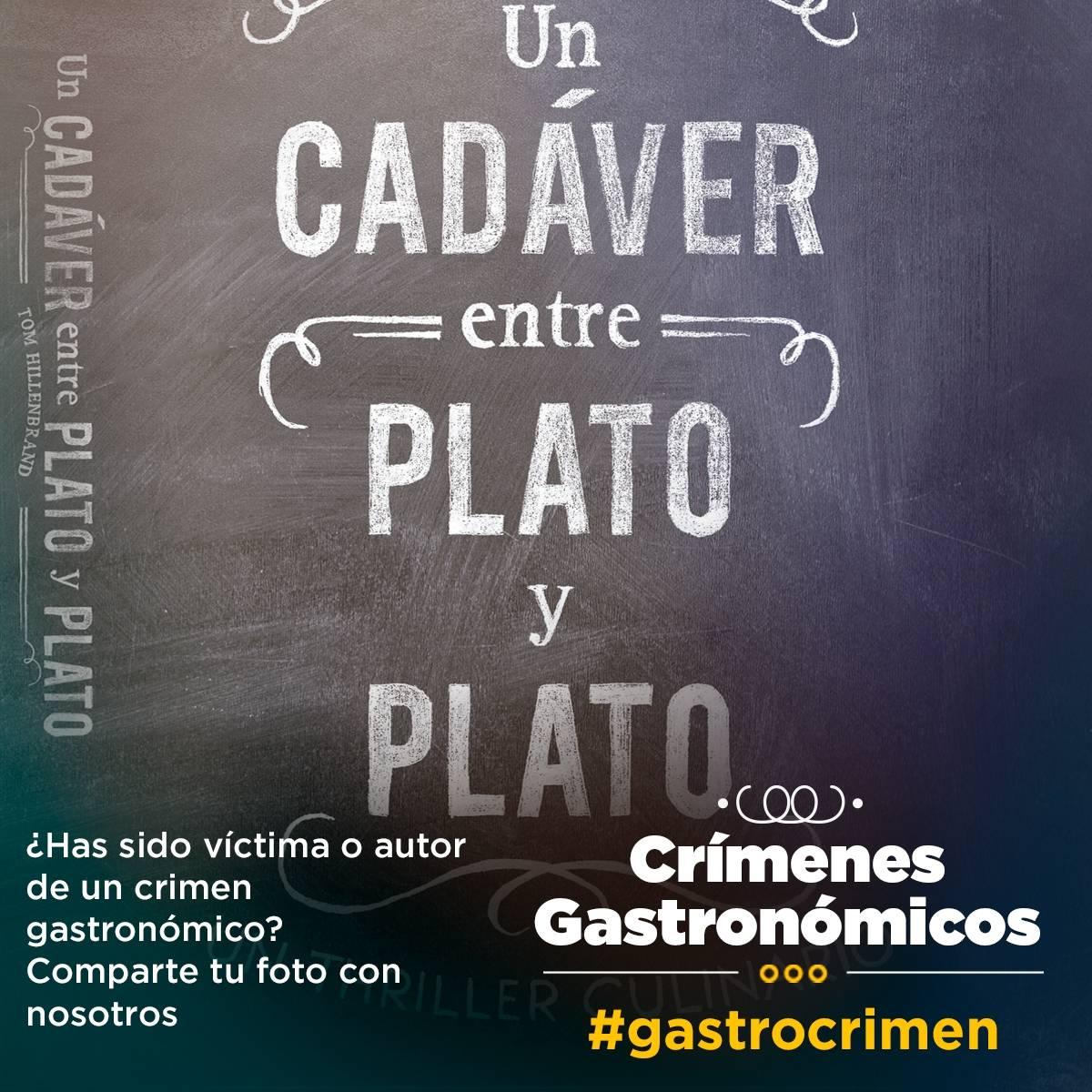 Gastrocrimen, un nuevo concurso de fotos gastronómicas de Canal Cocina en Instagram