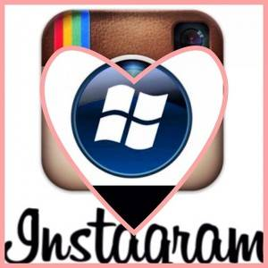 instagram is avaliable for windows phone