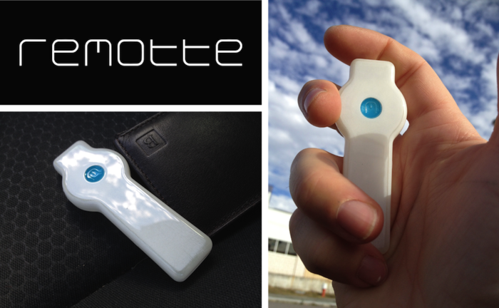 Remotte, un sistema remoto para controlar las Google Glass Made in Spain