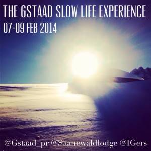 GSTAAD TOURISM, SAANEWALD LODGE AND INSTAGRAMERS