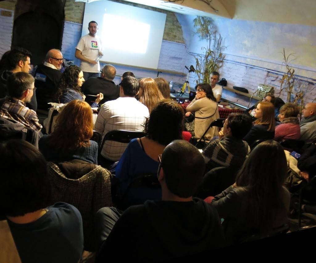 Primer curso de la instagramers Academia en Zaragoza con Pablo Martin y Dani Parra