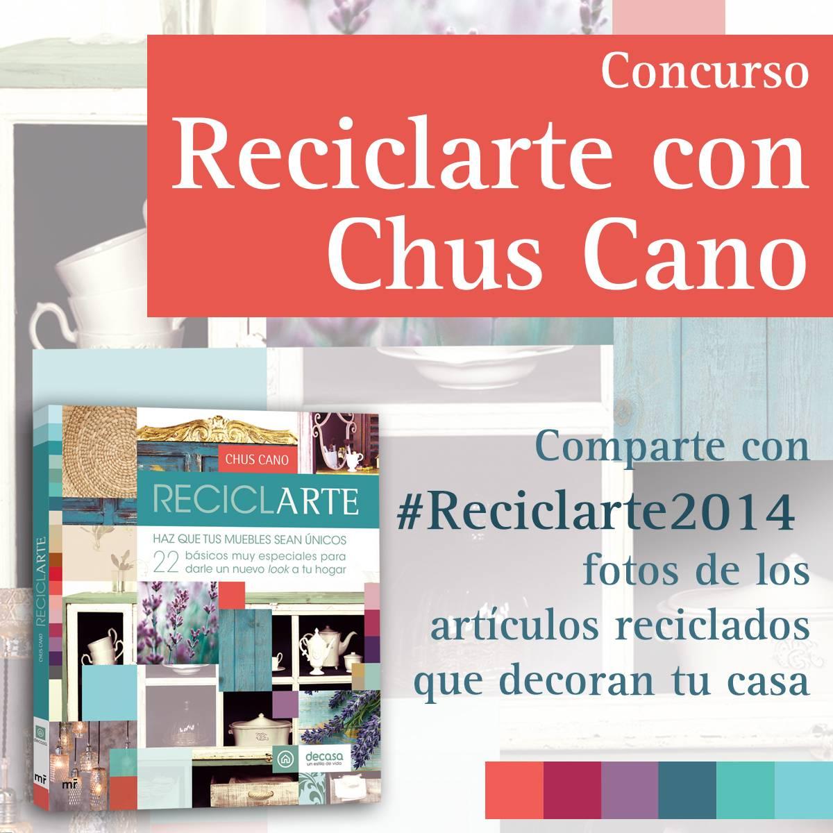Concurso Reciclarte Decasa Tv en instagram